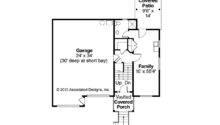 Cape Cod House Plans Snowberry Associated Designs