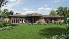 Caprica Home Plan Has All Light Space Need