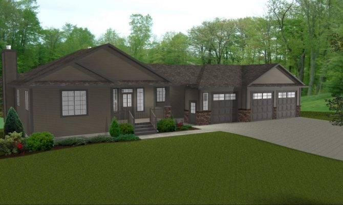 Car Garage House Plans Designs