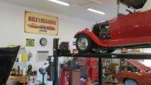 Car Garage Lift Plans
