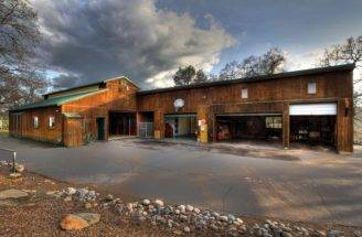 Car Garage Workshop