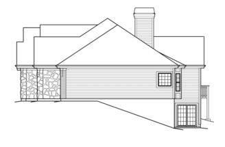 Carmel Place Atrium Ranch Home Plan House Plans More