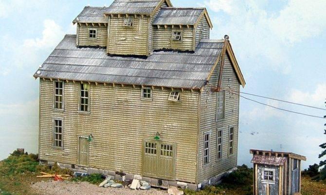 Carolina Craftsman Kits Darby Mill House Kit
