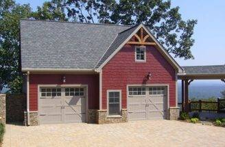 Carriage House Car Garage Thegarageplanshop