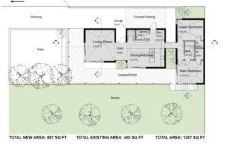 Casita House Plan Small Second Sun