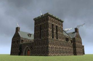 Castle House Plan Alp Chatham Design Group Plans