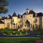 Castles Mansions Beautiful European Villas Palaces Manor
