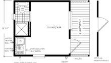 Cavco Cabins Tiny House Design