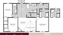 Cavco Homes Floor Plan Bedroom Bath Double Wide Tiny