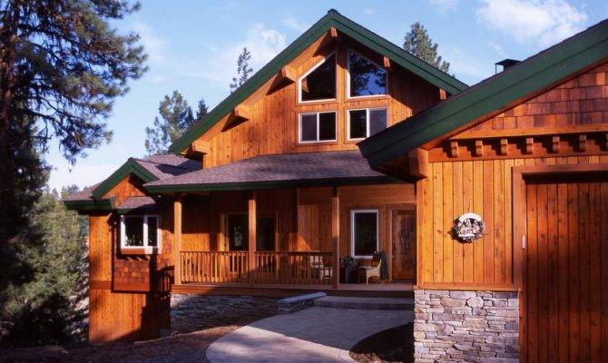 Cedar Home Design Defined Pan Abode Homes