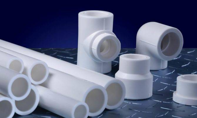 China Ppr Water Pipe Plastic