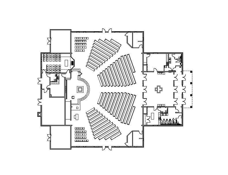 Church building designs home building plans 9296 Church floor plans online