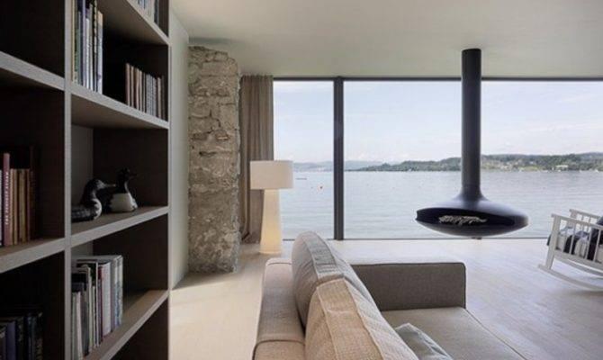Coastal Home Design Glass Swiss Fine Line