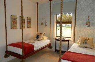Coastal Home Design Kids Bedroom