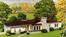 Colonial Ranch Style Homes