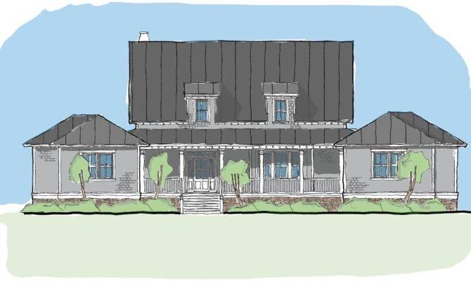 Combahee Rest Flatfish Island Designs Coastal Home Plans