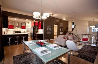 Contemporary Kitchen Galko Homes