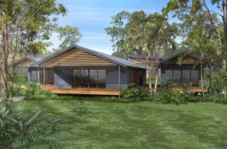 Contemporary Split Level House Plans Also Modern Home