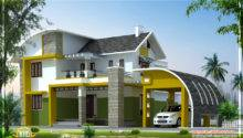 Contemporary Villa Kerala House Design Plans