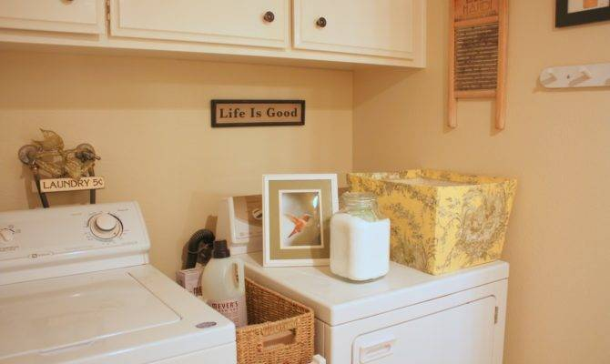 Cool Laundry Room Ideas Happy Green Basement