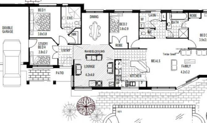 23 Harmonious House Designs For Corner Blocks Home
