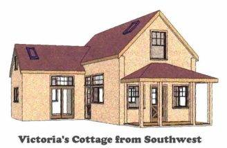 Cottage House Plan Plans Victorian Caribbean