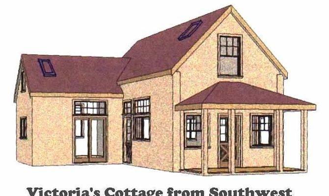 Cottage House Plan Plans Victorian Caribbean