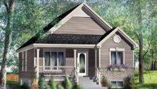 Cottage House Plans Inside Country Narrow Lot Home