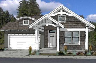 Cottage Style House Plan Bend Oregon Boards Plans Charming