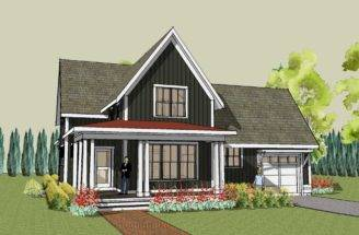 Country Home Plans Farmhouse