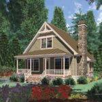 Country House Plan Square Feet Bedroom Dream Home