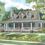 Country House Plans Wrap Around Porch