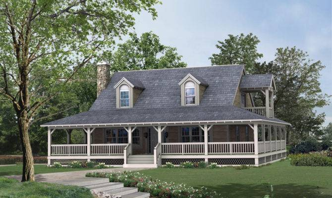 Country Style Houses Wrap Around Porch Lowcountry Home