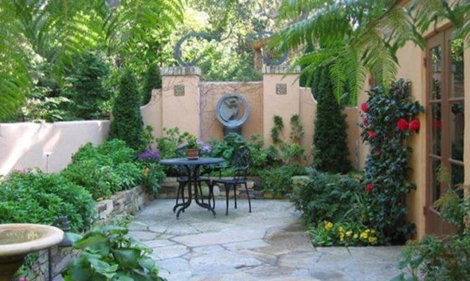 Courtyard Houzz