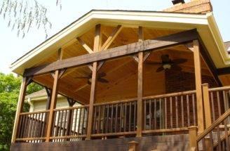 Covered Deck Design Futuu