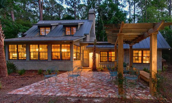 Cozy Leed Platinum Southern Cottage Designed Brz Architecture Finds