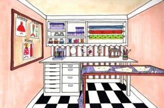 Craft Room Inspiration Pinterest
