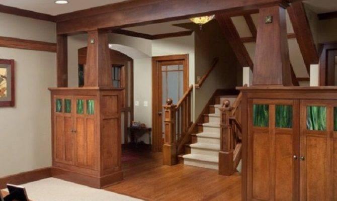 Craftsman Built Ins Dream Home Pinterest
