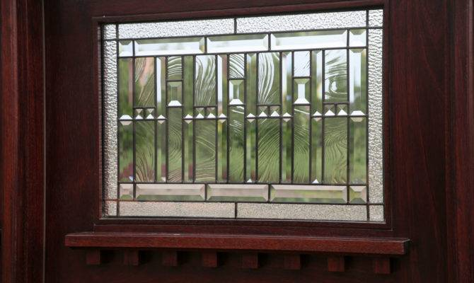 Craftsman Doors Style Sidelights