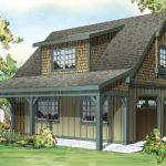 Craftsman House Plans Car Garage Attic Associated