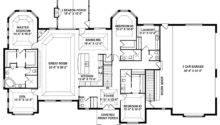 Craftsman Story Retreat Open Floor Plan