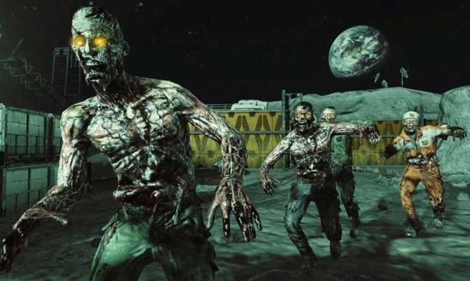 Crazy Dude Call Duty Zombies Complete Story Events Moon