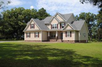 Creekwood First Floor Master New Home Henrico Builders