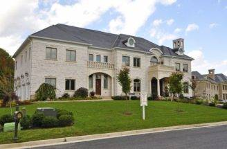 Custom Homes Mansions Pinterest