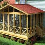 Deck Plans Covered Ideas Home Depot