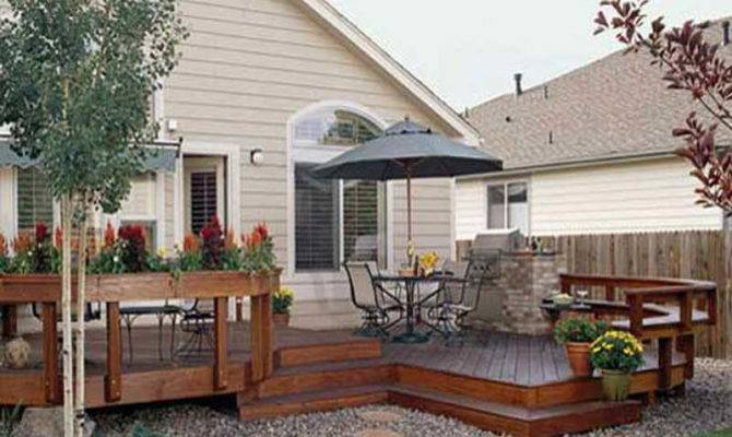 Deck Plans Umbrella Find Right House