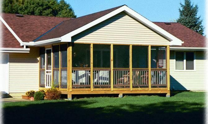 Deck Porch Cost Build Cedar