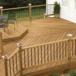 Decks Styles Sizes Varied Homes They Attached