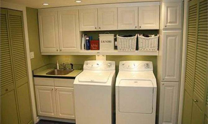 Decorating Laundry Room Ideas Small Space