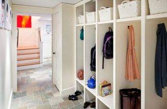 Design Ideas Modern White Entryway Mudroom Furniture Ikea